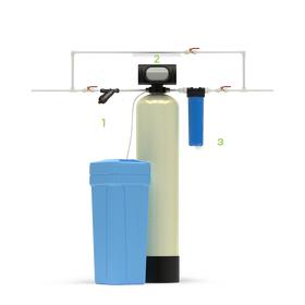 Система AquaChief для удаления железа, солей жесткости и марганца (Экотар В, В30)