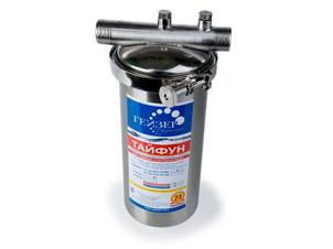 Механическая очистка ГМР ПФГ-Г5/1 SL10″ 1/2″ для горячей воды нержавеющая сталь