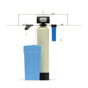 Система AquaChief для удаления жесткости, железа, марганца и органических веществ (Экотар А, Экотар А Био)